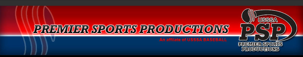 USSSA BASEBALL/PREMIER SPORTS  PRODUCTION